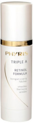 Phyris Triple a Retinol Formula 50 Ml - For a Silky, Cared for and Smooth Skin by Phyris