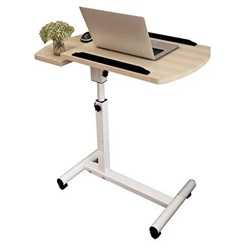 Cama Plegable del Escritorio del Ordenador portátil de la Tabla Que aprende con la elevación del hogar Plegable móvil Simple LCSHAN