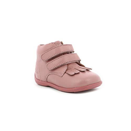 Aster Olli Mädchen Boots, Pink - Rosa - Größe: 22 EU