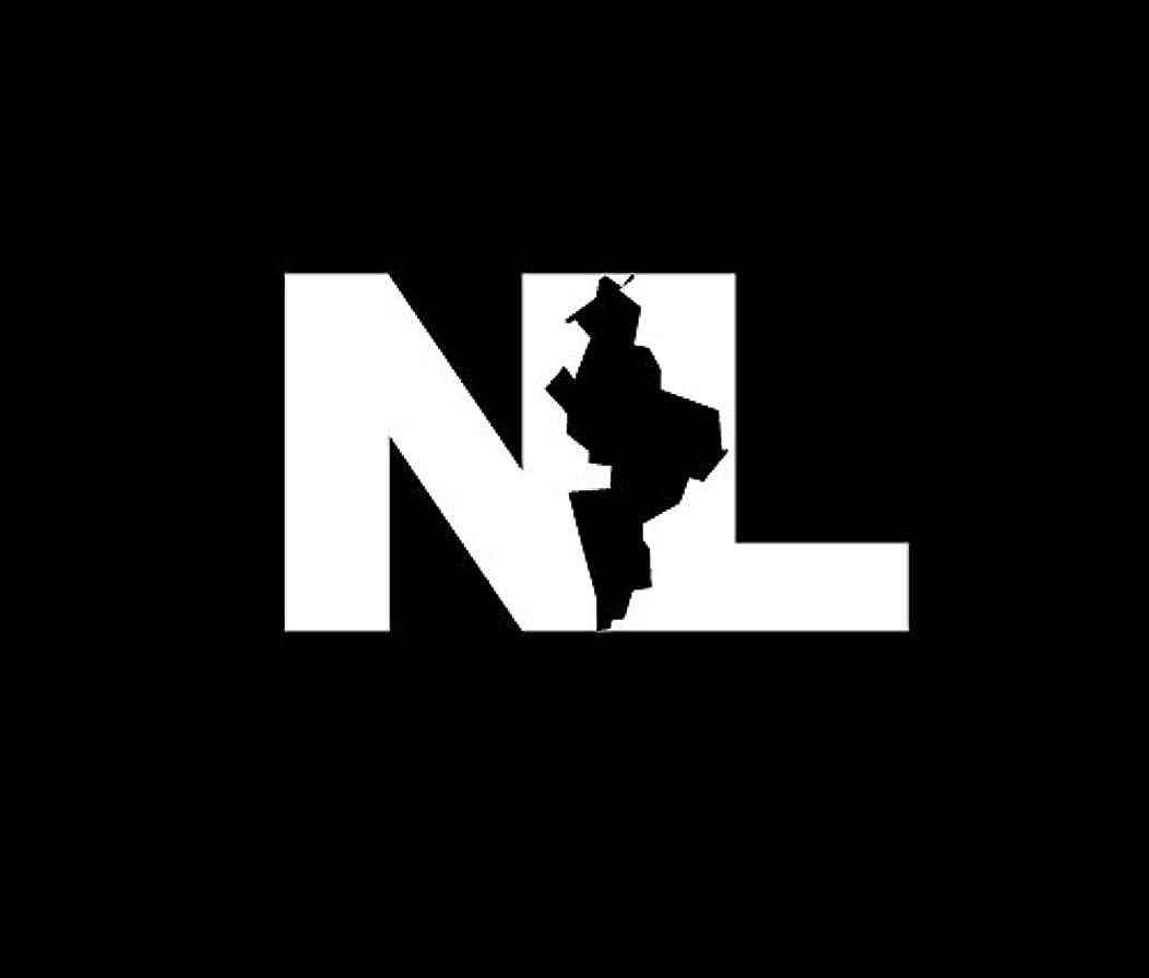 NL Nuevo Leon Mexico Sticker Decal Calcomania (6