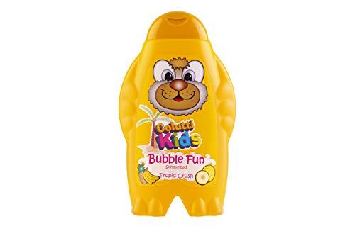 Colutti Kids Bubble Fun 500ml - Badeschaum / Schaumbad - für viel Badespaß - Tropic Crush -  pH hautneutrale Pflege für Kinderhaut - Super Dufterlebnis für Kinder
