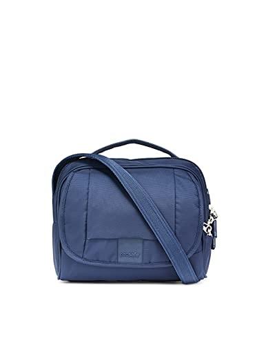 PacSafe Metrosafe Ls140 Anti-theft Compact Shoulder Bag - Deep Navy Travel Cross-Body Bag