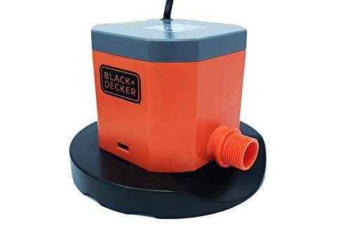 BLACK+DECKER Swimming Pool Cover Pump (800 GPH Manual)