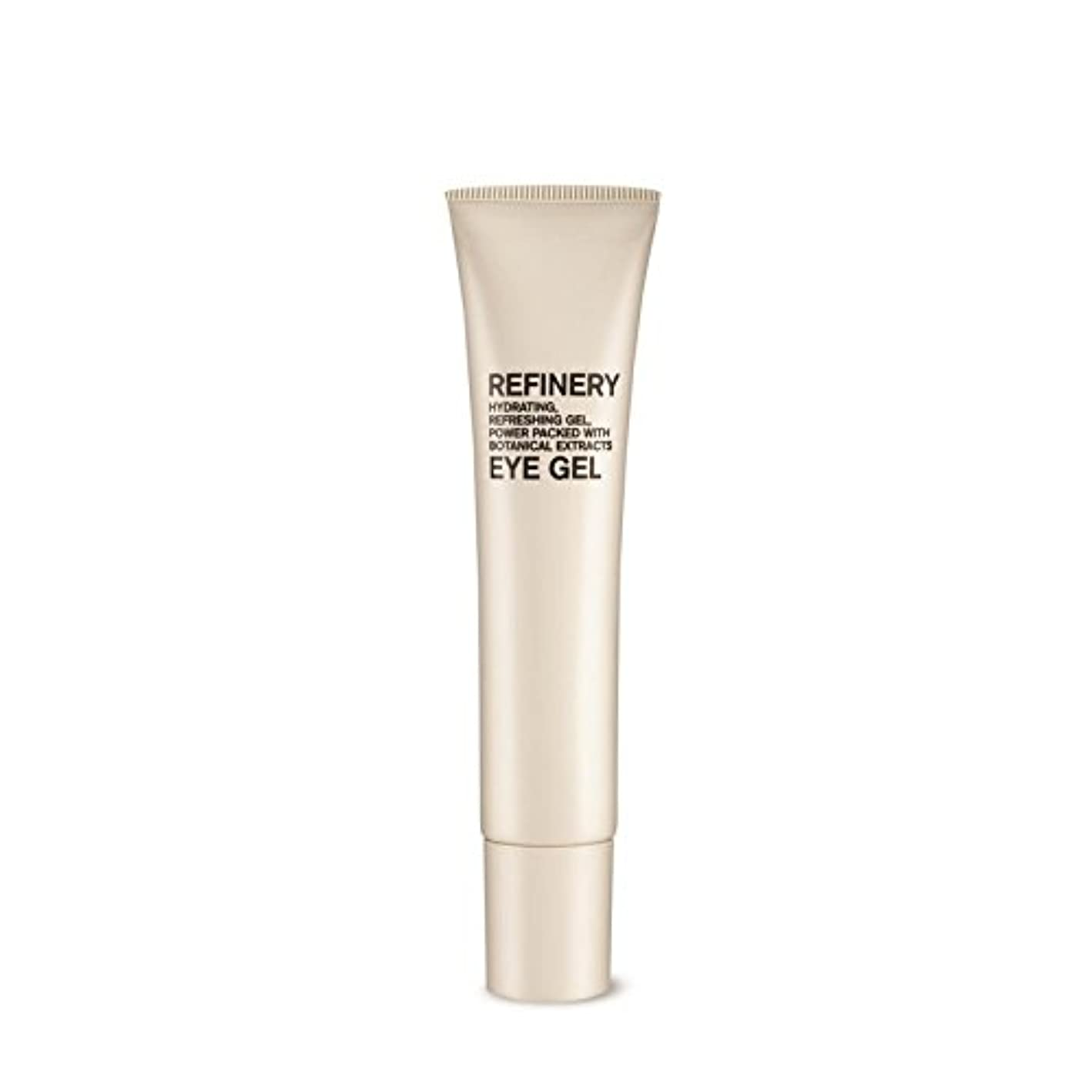 The Refinery Eye Gel 15ml (Pack of 6) - 製油所目ゲル15ミリリットル x6 [並行輸入品]