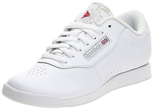 Reebok Damen Princess Fitnessschuhe, Weiß (White 000), 38.5 EU