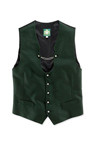 Hammerschmid Herren Trachtenweste dunkelgrün Paul 114084 dunkelgrün 60