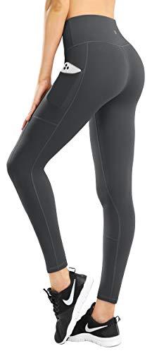 HOFI High Waist Yoga Pants for Women 4 Way Stretch Workout Leggings