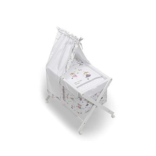 Bébé Ciel Princesse avec textile