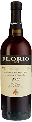 Florio Vecchioflorio Marsala Superiore Secco 2011 18% Vol. 0,75 l