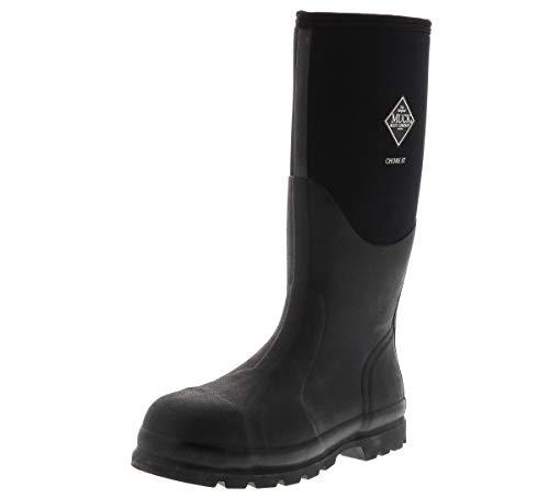 Muck Chore Classic Tall Steel Toe Men's Rubber Work Boots