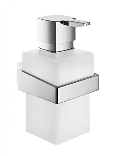 SAM Cuna Accessoire Paket: Seifenspender, Handtuchhalter, Papierhalter mit deckel und Bürstengarnitur.