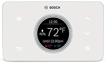 Bosch BCC50 Connected Control Smart 7-Day Programmable Thermostat