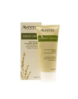 Aveeno Cream with Natural Colloidal Oatmeal 100ml by Aveeno