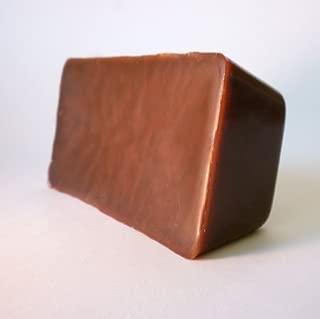 Brown Microcrystaline Wax for Casting 12 oz Bar