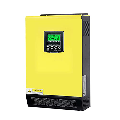 J-Love 5500W WiFi Inversor Solar híbrido 48V 220V Alta Entrada PV 450Vdc MPPT Cargador Solar 90A Cargador de batería Inversor Atado a la Red