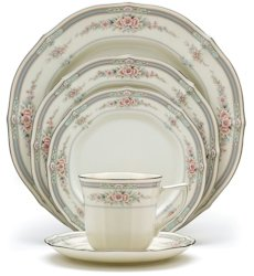 Noritake Rothschild - 50 piece set, service for eight
