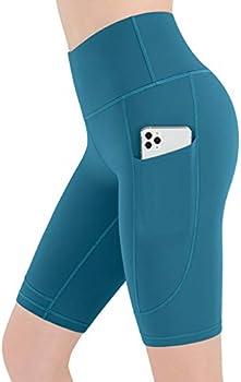 Hofi Womens Workout Shorts with Pockets