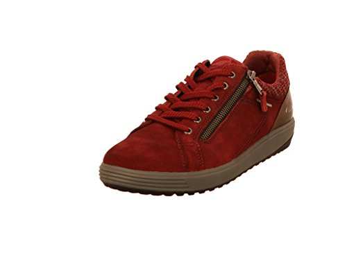 Allrounder by Mephisto Damen Madrigal Laufschuhe, Rot (Dk Winter Red C.Suede Nw 48), 38 EU