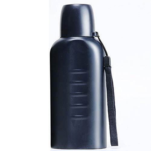 ERLOU Outdoor Militaire Ventilator benodigdheden Draagbare Waterfles Marching Ketel Grote Capaciteit RVS Isolatie Sport Auto Water Cup Sport Fles Draagbare Creatieve Outdoor Hand Cup Grote Capaciteit
