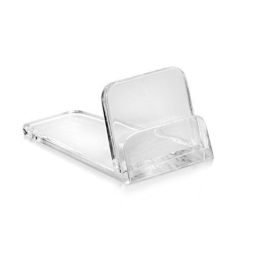 100 Stück kleiner Preisschildhalter/Schildhalter mit Einsteckschlitz 20mm Breit/Aufsteller / Ständer