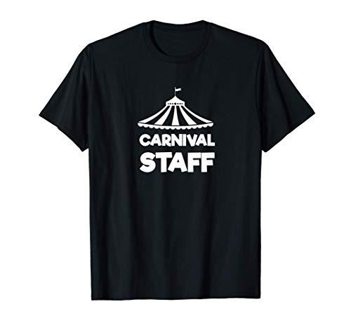 Personal de carnaval - Carpa de circo abierta Regalo del Camiseta