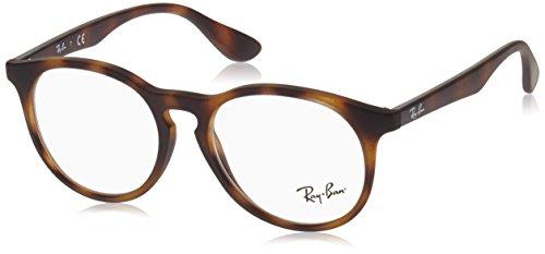 Ray-Ban Unisex-Kinder 0RY 1554 3616 48 Brillengestelle, Braun (Rubber Havana)