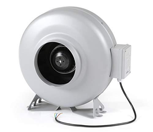 STERR – Ventilatore Centrifugo in Linea 200 mm – IDC200