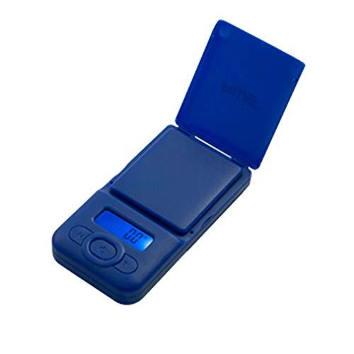 American Weigh Scale V2 Series Digital Pocket Weight Scale, Blue, 600G X 0.1G (V2-600-BLU)