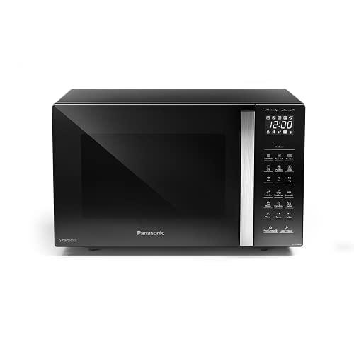 Micro-ondas Panasonic NN-GT68LBRUN 30 Litros, Grill, Preto, 110V