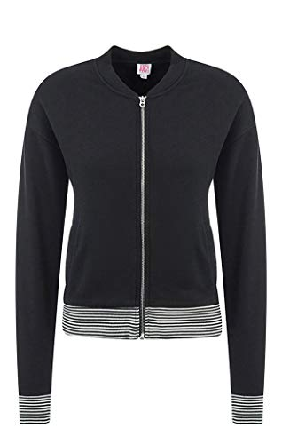 Juicy Couture Juicy Women's Gothic Track Jacket, Pitch Black, Small