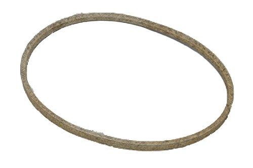 4LK44 : Courroie lisse trapézoïdale pour Tondeuses autoportées TORO Modèles divers - Section 1/2'' (12.7 mm) - 12.7x8 mm - Longueur extérieure: 44' - 1117,60 mm - N° Origine: 28-8630