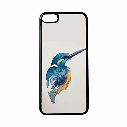 Gogh Yeah Generic Compatible For Tener Watercolor 1 para Chicas Conchas De Plástico Multa Apple iPhone 5 5s se