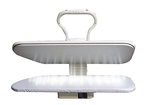 Speedypress - Pressa da stiro a vapore Ultra XL, 90 cm x 31 cm, 2.200 W