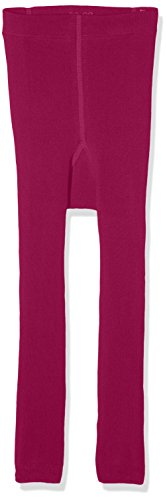 maximo Mädchen Legging Vollfrotteeleggings, Violett (Brombeere 26), 98 (Herstellergröße: 98/104)