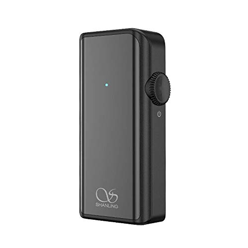 Shanling UP2 Bluetooth Kopfhörerverstärker mit Bluetooth 5.0 unterstützt LDAC, LHDC, aptX HD, aptX LL, HWA und AAC