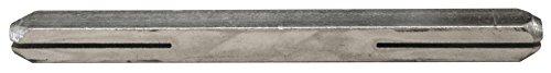 Alpertec 32230810K1 Vierkantstift 8x105mm verzinkt Befestigungsstift für Drückergarnitur Türdrücker Türbeschläge Neu