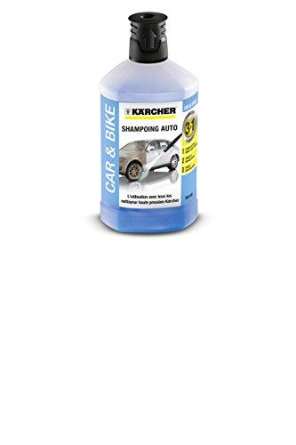 Kärcher 62957510 3in1 Auto-Shampoo, für Hochdruckreiniger, 1l
