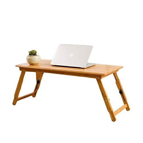 Decoración de muebles Mesa de centro pequeña Pintura verde Hogar para mesas de cena Soporte de carga 75 kg Mesa baja beige Mesa de centro rectangular Tatami Mesa pequeña plegable pequeña de bambú K