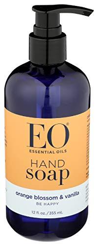 Eo, Hand Soap Orange Blossom Vanilla, 12 Fl Oz