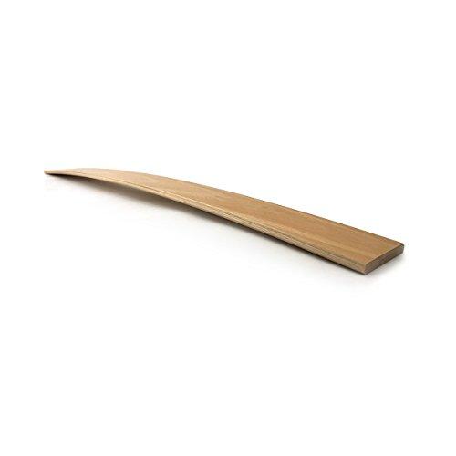 Cortassa - 3 Listones curvados de Madera de Haya - Recambio para somier - 6,7 x 89 x 0,8 cm