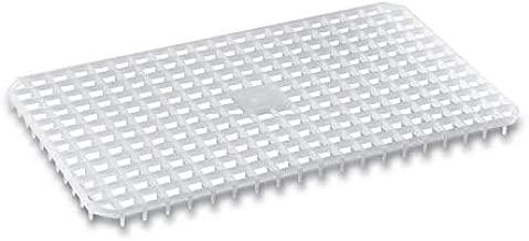 Fimel–salvapiatti salvagoccie a Rejilla de plástico tamaño 400x 250mm Blanco