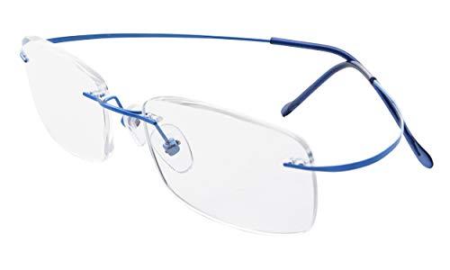 Eyekepper Titan Brillen Frauen Blau