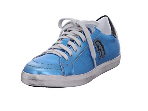 Primabase Damen Sneaker 35508-216 blau 431796