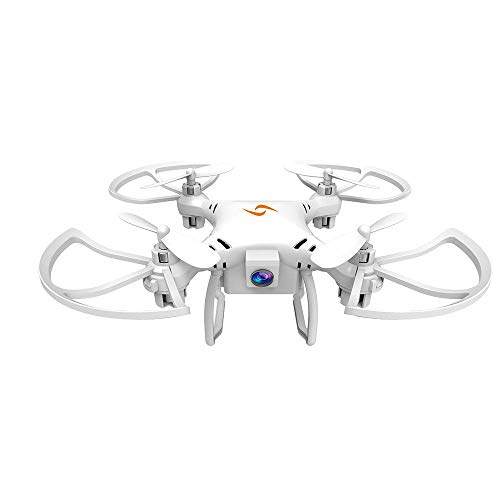 ZHCJH Drone WiFi FPV 720P HD Camera, Best Drone for Beginners with Altitude Hold, Voice Control, Gesture Recognition Photography, Trajectory Flight, 3D Flips, Headless Mode, One Key Operation