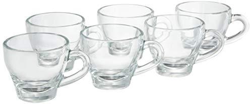 Libbey(リビー)エスプレッソカップ№13245220ソーダガラス(6ヶ入)RLBHR01