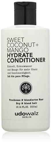 Udo Walz Hairfood Hydrating Conditioner Sweet Coconut+Mango, 1er Pack (1 x 300 ml)