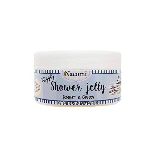 Nacomi Natural Vegan Shower Jelly Body Wash Summer in Greece 100g
