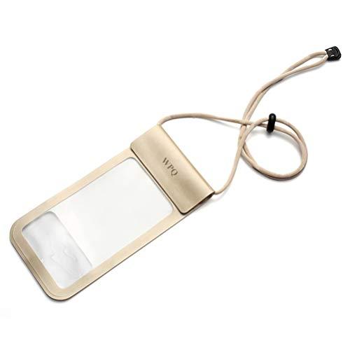 WPQ Mobile Phone Waterproof Bag Diving Cover Waterproof Swimming Bag Waterproof Mobile Phone Bag Universal