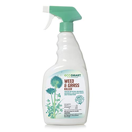 EcoSMART Weed and Grass Killer, 24 oz. Ready-to-Spray Bottle