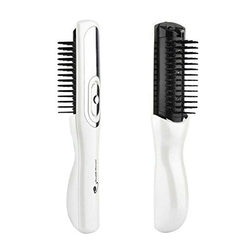 Electric Laser Massage Hair Comb, Electronic Infrared Anti-hair Loss Hair Growth Care Treatment Therapy Hairbrush Comb